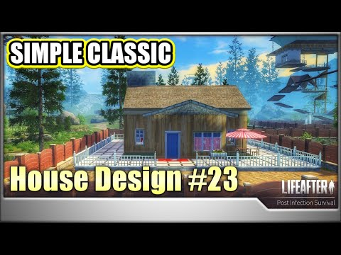 Life After Desain Rumah (Simple Classic) Lifeafter House Design
