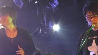 氷室コピーバンド KING's WING ライブ 2018/04/14(土)GARRET udagawa ...