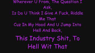 Timbaland Kill Yourself Lyrics (Original Version)