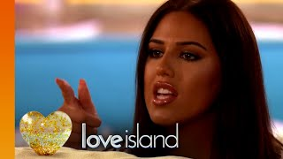 Storm Anna Arrives as Jordan Grafts India | Love Island 2019