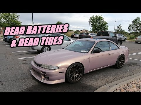 First Time Taking The S14 Out In Months!