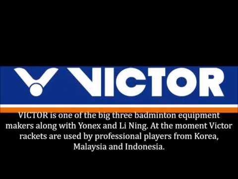 2016 Victor Badminton Rackets: A Guide