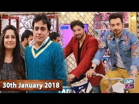 Salam Zindagi With Faysal Qureshi  - 30th January 2018 - Ary Zindagi