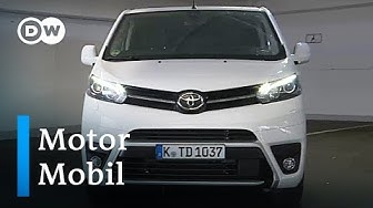 Riesig: Toyota Proace | Motor mobil