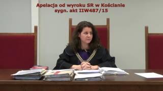 odc.77 Iskra1 - KOLEJNY prawomocny i uniewiniający  wyrok w sprawie tego BUBLA.