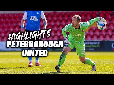 Fleetwood Town Peterborough Goals And Highlights
