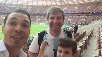 Deutschland vs Mexiko mit Messi's Bruder Live im Stadion