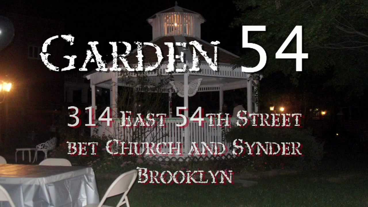 DJ Debbies 6th Annual All White BackYard Party June 3rd 2012 Garden 54