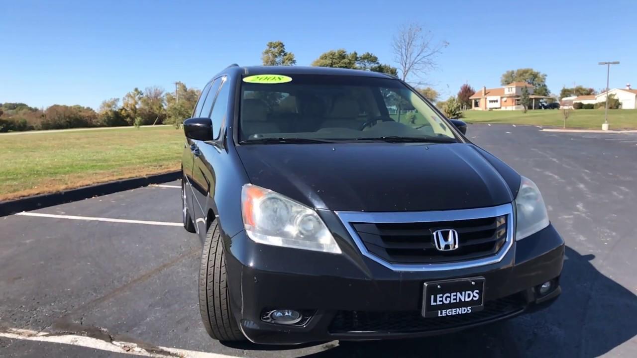 2008 Honda Odyssey Touring (SI71209A)