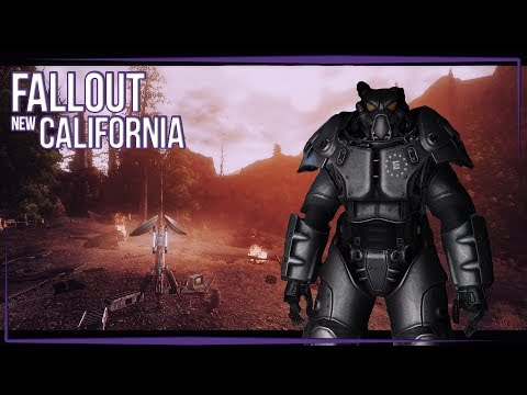 "NEW FALLOUT 2018 ► FALLOUT NEW VEGAS ""NEW CALIFORNIA"" [#1]"
