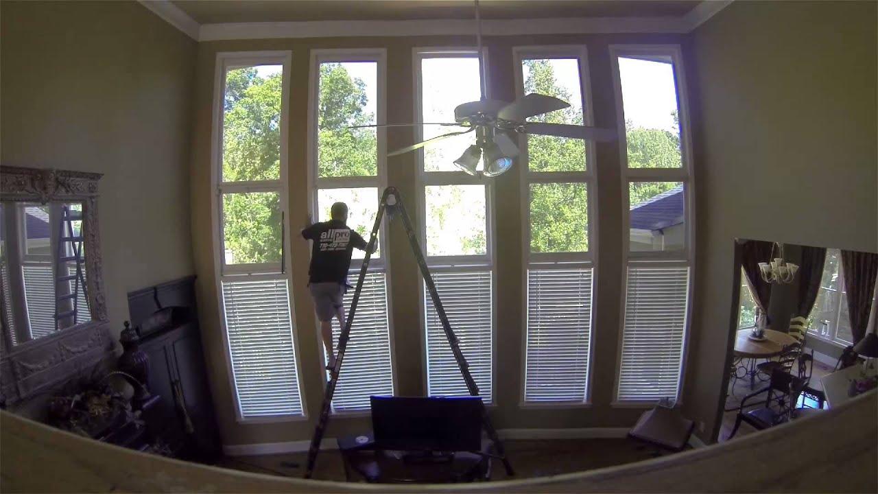 Residential Window Films Installation Solar Control