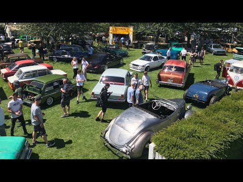 Players Classic 2019 Car Show