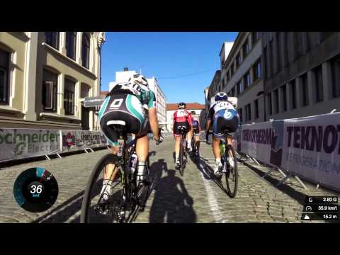 Ladies Tour of Norway 2015 Criterium - Team BMS BIRN