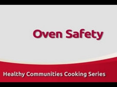 Download Oven Safety Lesson