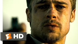 Vengeance and Wrath - Se7en (5/5) Movie CLIP (1995) HD