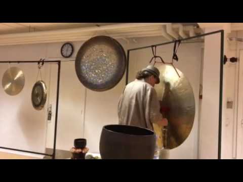 Chill out Gong concert at the fair: The Universe of mysticism. Copenhagen