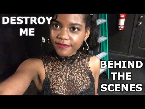 Yaniza Doré - Destroy Me (Behind the...