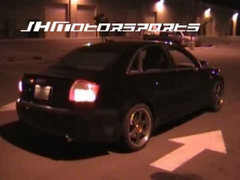 JHM's All Bolt on B6 S4- AWD Burnouts