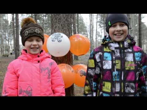 Челлендж для детей Хэллоуин девочки против мальчиков! подготовка челенж хелоуин  на бюджете хэлоуин
