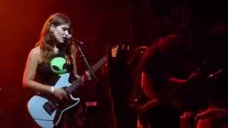 Best Coast - This Lonely Morning LIVE HD (2014) Orange County The Observatory