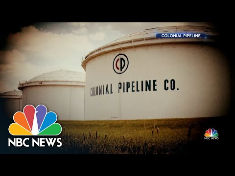 Cyberattack Forces U.S. Energy Pipeline To Go Offline | NBC Nightly News