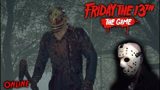 Friday the 13th tнe game - Gameplay 2.0 - Bug Roy