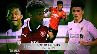 TOP 10 ✭ Talents U17 in the world ✭ by miroP10