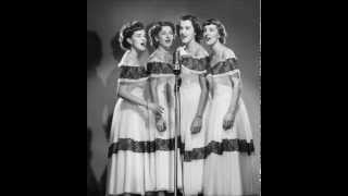 The Chordettes, Pink Shoelaces (1959)