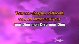 Karaoké La tendresse - Marie Laforêt *
