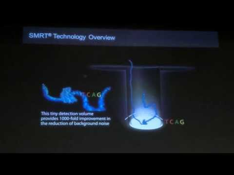 Real time Genetic DNA analysis by Pacific Biosciences' $750K SMART system  -1