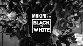MAKING OF OUR NEXT VIDEO BLACK vs WHITE | FULLY