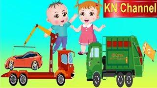 Hoạt hình KN Channel BÉ NA DẠY EM BÉ KỸ NĂNG SỐNG | Hoạt hình Việt Nam | GIÁO DỤC MẦM NON