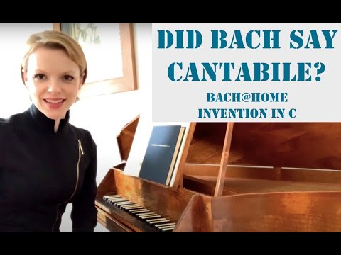 Bach@Home, Two-Part Invention in C