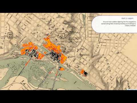 The Fall of Confederate Richmond