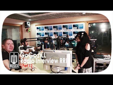 GoGoJiLL - Radio Interview RRI Pro 2 Jakarta [Part 1]