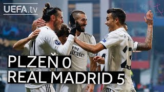 Download Video PLZEŇ 0-5 REAL MADRID #UCL HIGHLIGHTS MP3 3GP MP4