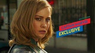 Captain Marvel - Exclusive Clip | 'Brie Larson Smiles for No Man' - Deleted scene