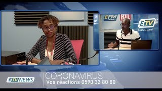 ÉDITION SPÉCIALE CORONAVIRUS - 08 AVRIL 2020 - Joselyn ITALIQUE - Stéphanie CM