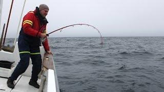 ШТОРМ! ЧУМОВАЯ рыбалка