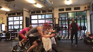 Indoor Bike Session