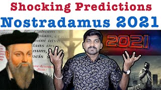 Nostradamus 2021 Shocking Predictions | 2021 Predictions and Proof | Tamil | Vicky | TP
