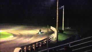 Dave Cain-Fiesta City Speedway Win