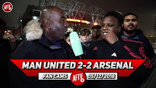 Man United 2-2 Arsenal | Guendouzi Taught Matic A Footballing Lesson (Man United Fan)