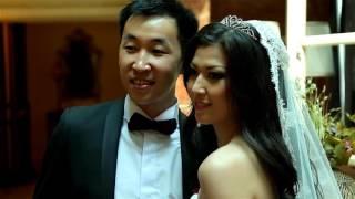 Свадебное видео в Алматы. Свадебный фильм. Георгий и Наталья 8 августа