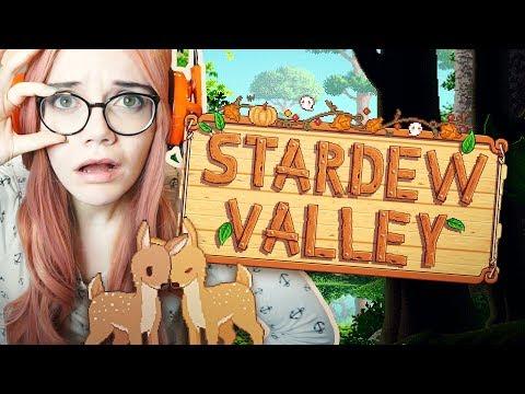 """Stardew Valley 🌱 Der Zauberer """"vergiftet"""" uns!! WTF!"""