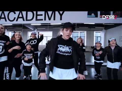 K Camp Slum Anthem choreography Ekaterina Shepelenko DCM
