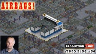 Production Line Game: Dev blog #56 (Stitch those air bags!)
