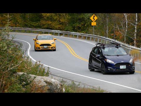 Hot Hatch Civil War: Ford Fiesta ST vs Ford Focus ST