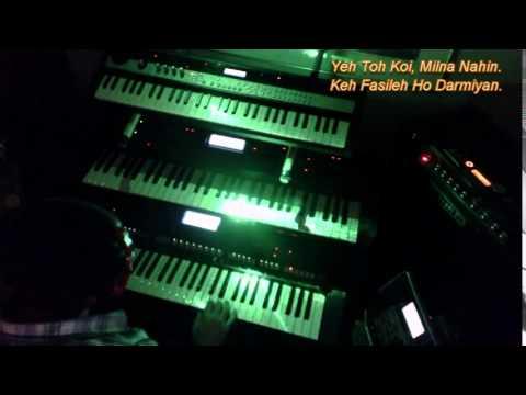 Tum Milgaye - Vital Signs {Karaoke}