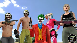 Download lagu JOKER SQUAD FULL VERSION Noob and Girls | PUBG Animation